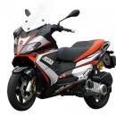 APRILIA SRMAX RF精裝版由昇光車業銷售