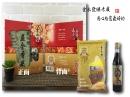 油米真好禮盒-【養生健康米600公克*1+黑芝麻油300ml*1】組合