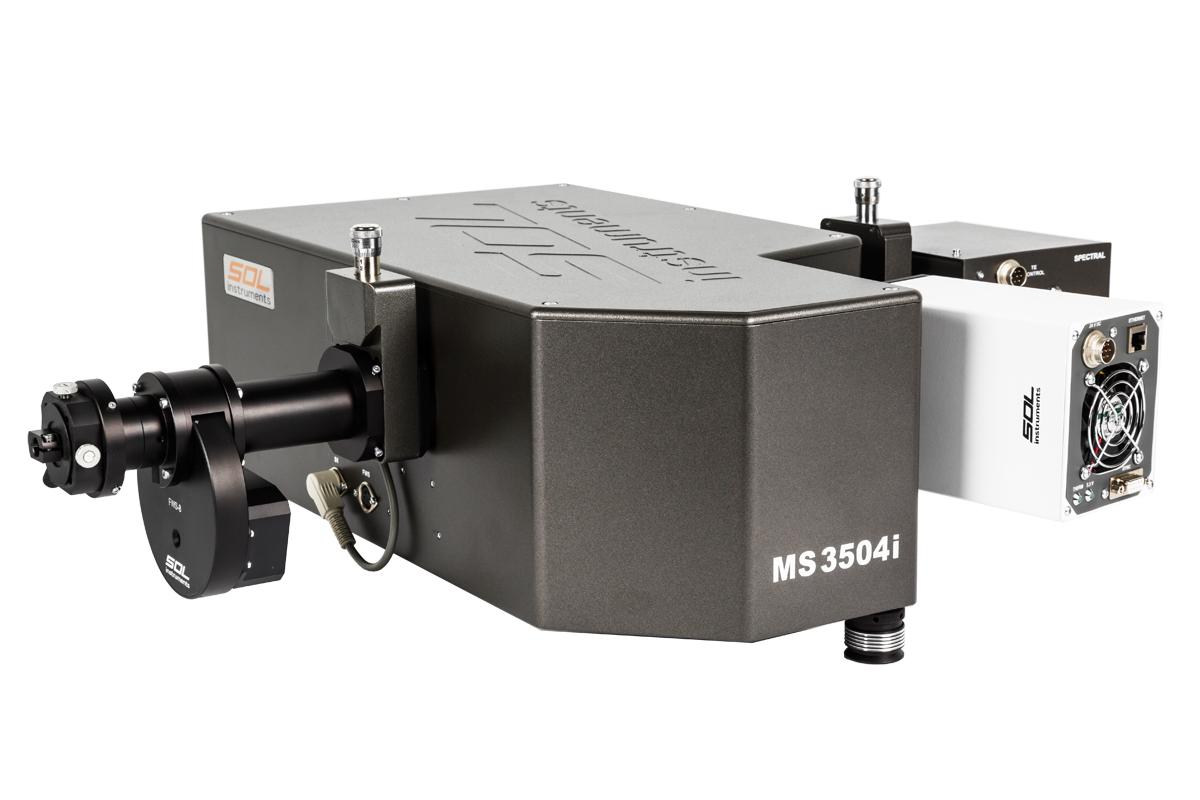SOL instruments 光譜儀