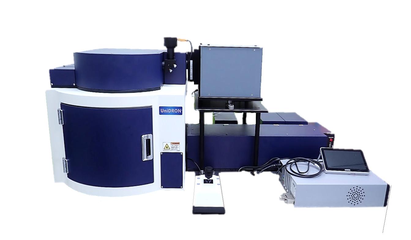 UniDRON 顯微共軛焦拉曼/螢光光譜系統