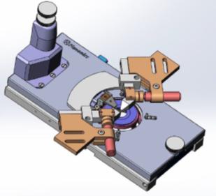 臨場磁場模組光譜分析系統 In situ Magnetic Module Spectroscopy Systems