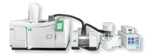 臨場熱分析聯用紅外光/氣相層析/質譜系統 TGA-IR-GC/MS-MS