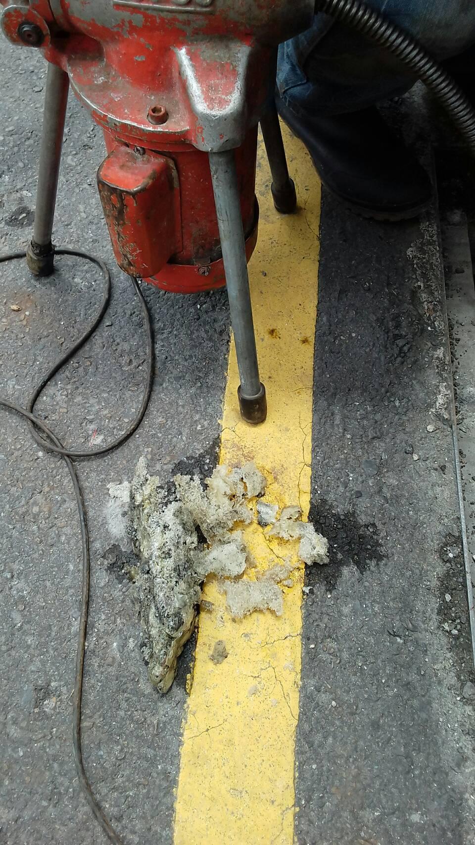 排水管填縫劑(抓漏注射用)堵塞疏通