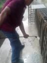 建案連續壁水刀清洗