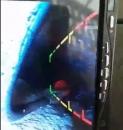水刀清洗家庭汙水管(化糞池)  實作現場-使用內視鏡檢測