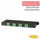 SP016HDT 避雷設備HDCVI/HD-TVI/AHD 突波保護器