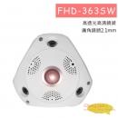 FHD-363SW四合一1080P 高解析全景式攝影機