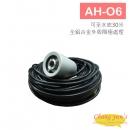 AH-O6 4合1功能 1080P Full HD 水底用紅外線攝影機