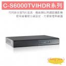 C-S6000TVIHDR C-S6000TVIHDR系列 5/10/18CH