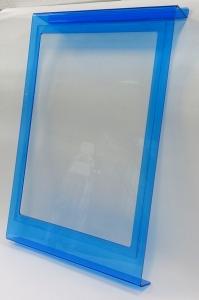 VA-DM01-1 淺藍色壓克力DM架