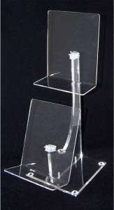 VA-P60251 壓克力2層調整式手提包展示