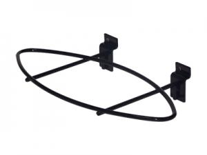 SW-063A-2 鐵線鞋架(亮光黑)