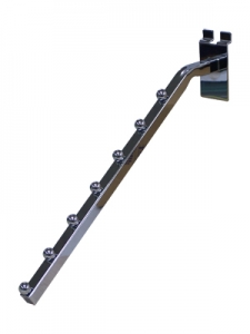SW-710C-18 樓梯片+圓珠掛衣架18