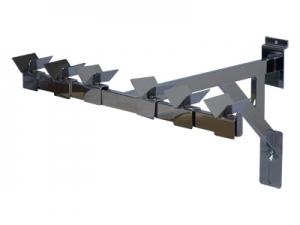 SW-BK-T 合槽板自行車輪胎架(電鍍)