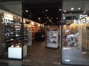 知名品牌鞋店