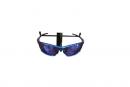 SW-B6 自行車眼鏡架(平光黑)