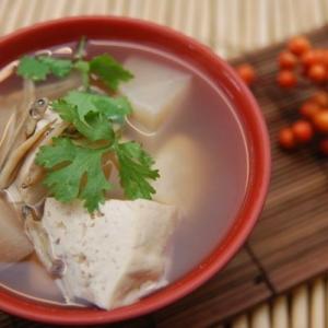 古早味豆腐湯