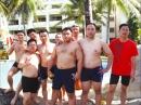 101年萬達人力峇里島游泳比賽