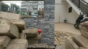 樓房傾斜扶正工程 (1)