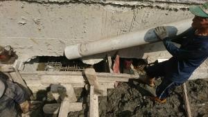 樓房傾斜扶正工程 (5)