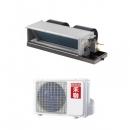 空調工程安裝規畫, 定頻吊隱分離式空調