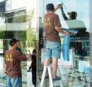 外牆玻璃清潔維護