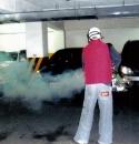 地下停車場病媒防治