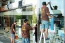 專業清洗玻璃清潔