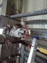 鐵捲門馬達電磁開關故障.電動鐵捲門打不開.電動鐵捲門沒反應