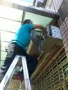 電動鐵捲門故障, 捲門馬達維修更換, 修理鐵捲門, 鐵捲門遙控器安裝