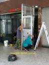 不鏽鋼防盜門.白鐵門.防盜鐵門.玄關門安裝