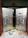 台中不銹鋼門, 不銹鋼鐵門, 白鐵大門, 防盜門, 各種樣式/烤漆/尺寸專業訂製