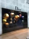 20180122 Dior  Winner show windows. TW-2