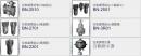 空氣調理組合(三點組合,過濾器,調壓器,潤滑器)