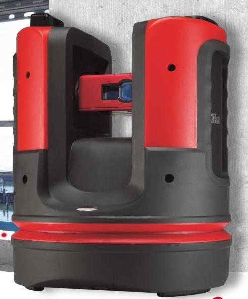 Leica 3D DISTO雷射掃描儀