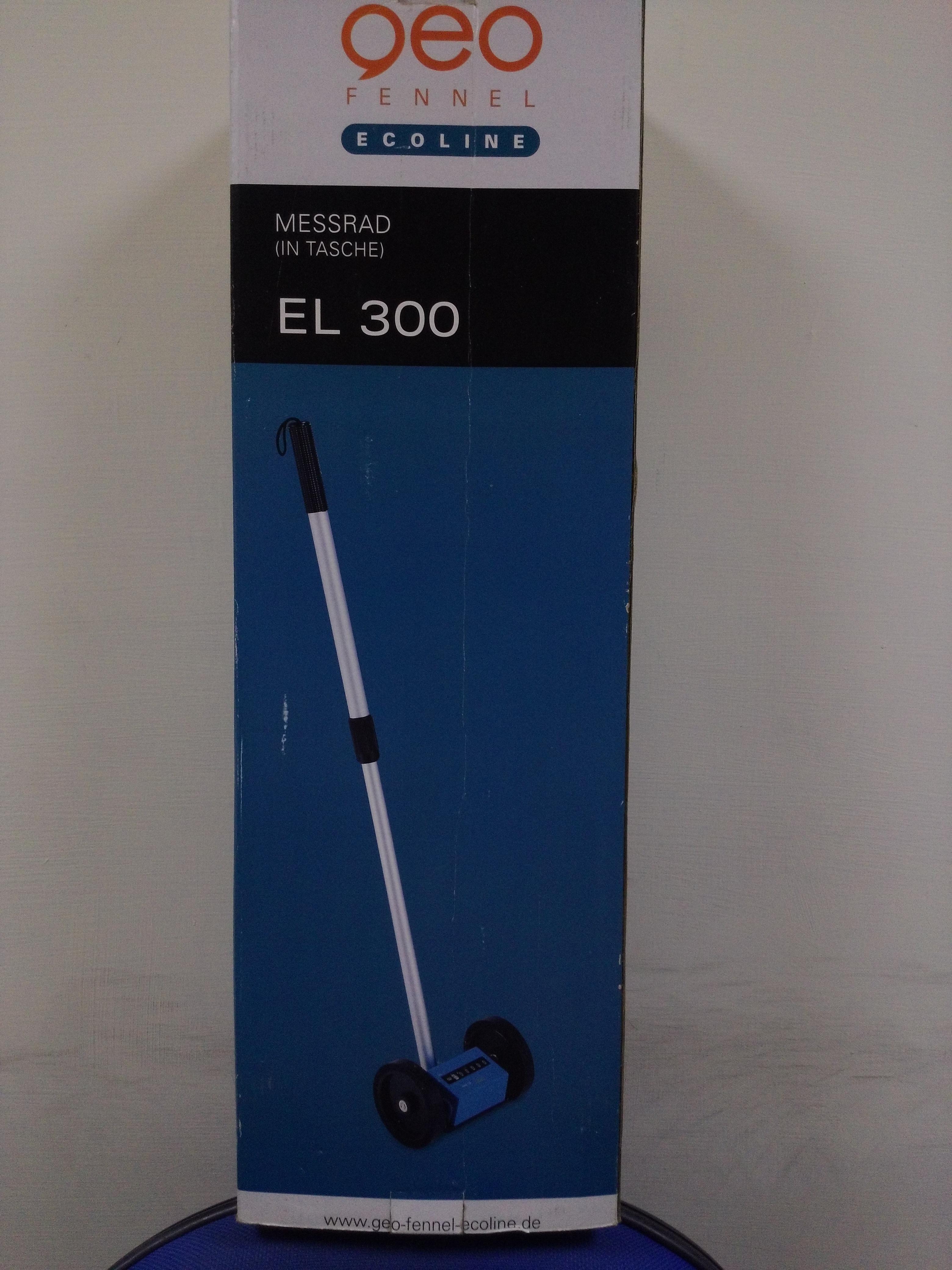 GEO-EL300 小型測距輪