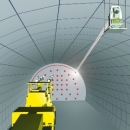 Leica TMS TMS SETout 全自動隧道斷面收方及投射系統