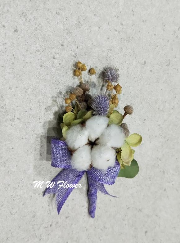 S020-胸花-乾燥系列