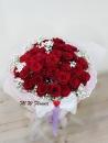 B077-愛戀33 求婚花束(特級33朵)