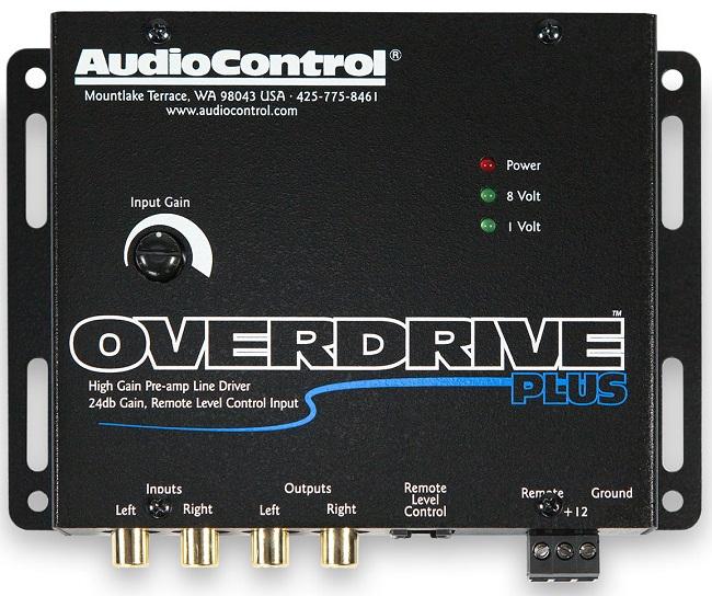 Overdrive Plus