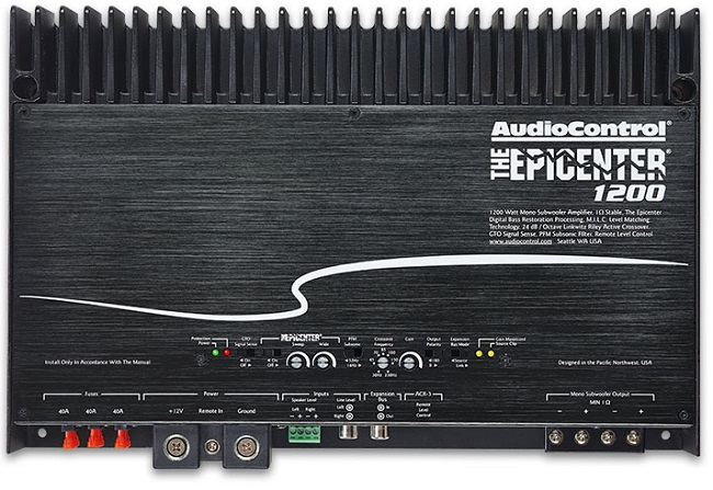 The Epicenter® 1200