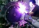 大型研磨絲刷輪