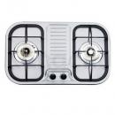 喜特麗牌- JT-2201雙口檯面爐(防空燒)