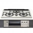 Riinnai 林內牌- RS71W5ALR2-SRTR 嵌入式防漏瓦斯爐+小烤箱