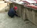 屋頂防水翻修-2.偶角補強