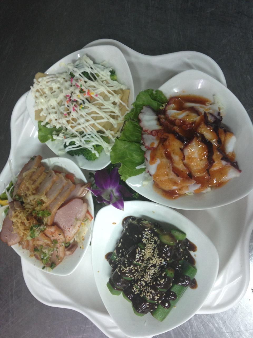 紅館餐廳-菜色介紹
