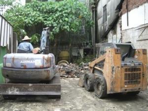 怪手,山貓,挖土機,碎石機出租