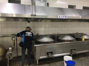 高雄學校廚房清潔打掃 (6)