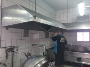 高雄餐廳廚房清潔打掃 (10)