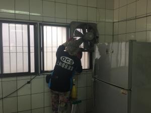 高雄餐廳廚房清潔打掃 (13)